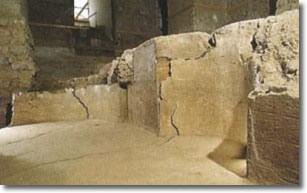 antichi resti del castello