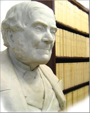 Pasquale Cerino, busto in marmo di Bartolommeo Capasso, 1903