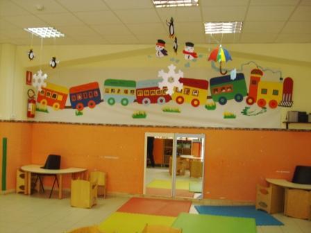 Comune di napoli foto asilo nido di mergewllina for Addobbi per accoglienza scuola infanzia