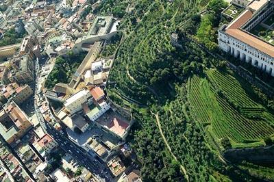 Comune di Napoli - Territorio - Pianificazione urbanistica - Le aree