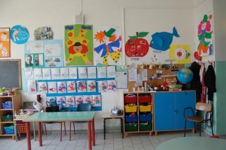 Comune di napoli foto scuola dell 39 infanzia agazzi for Addobbi aula scuola infanzia