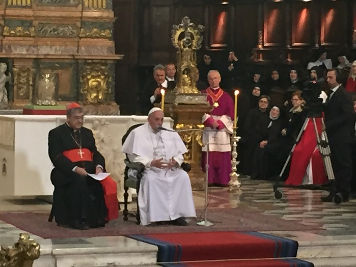La celebrazione nel Duomo