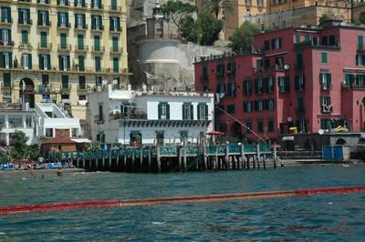 Bagni Rocce Verdi Napoli : Comune di napoli il mare a napoli galleria fotografica