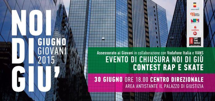 Contest Hip Hop Giugno Giovani