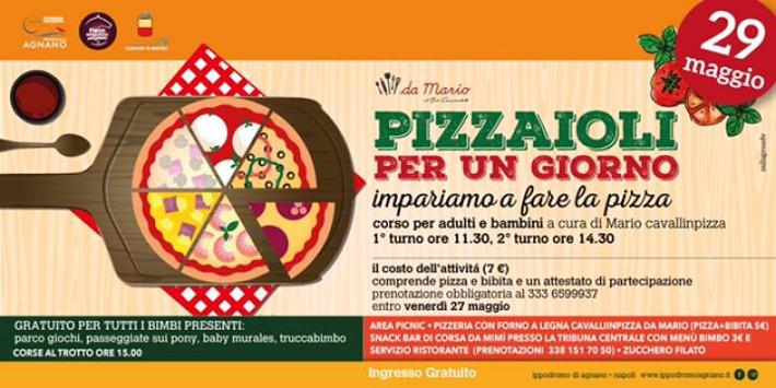 Comune Di Napoli Pizzaioli Per Un Giorno