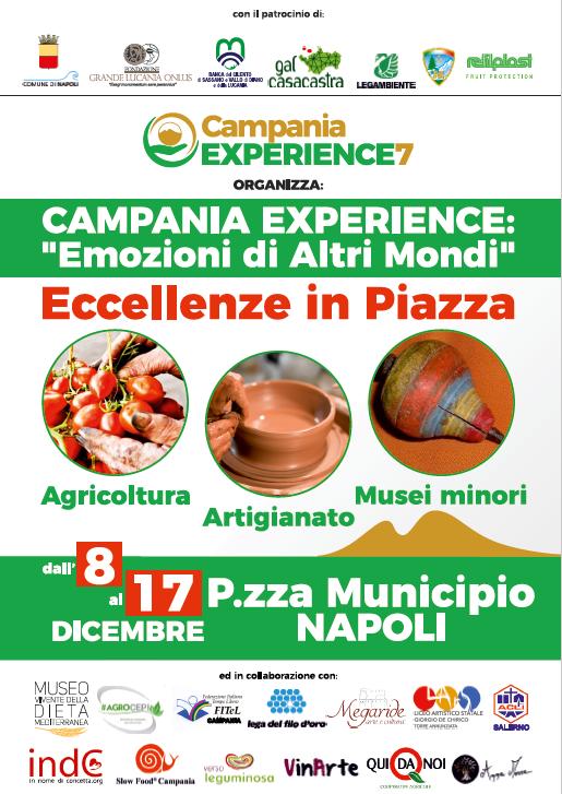 Campania Experience: Emozioni di Altri Mondi