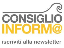 Logo newsletter del Consiglio comunale