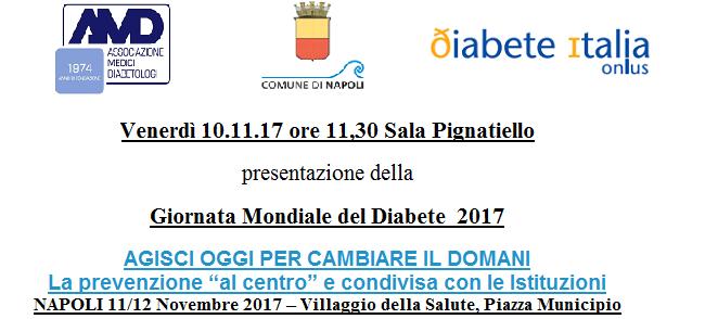Conferenza stampa venerdì 10 novembre ore 11,30 Sala Pignatiello - Comune di Napoli