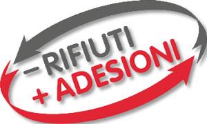 - Rifiuti + Adesioni