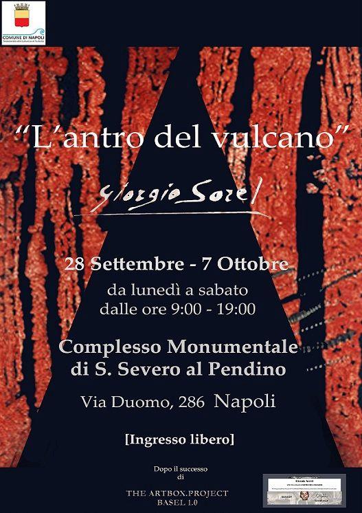 San Severo al Pendino - Gold & Black Neapolis - Mostra pittorica di Rocco Lancia
