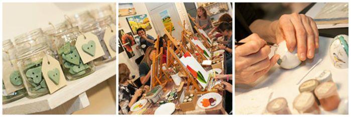 Spazio riservato a 10 giovani creativi napoletani in occasione della fiera Creattiva