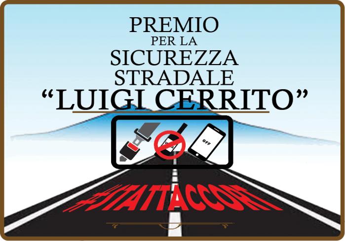 Premio per la sicurezza stradale Luigi Cerrito