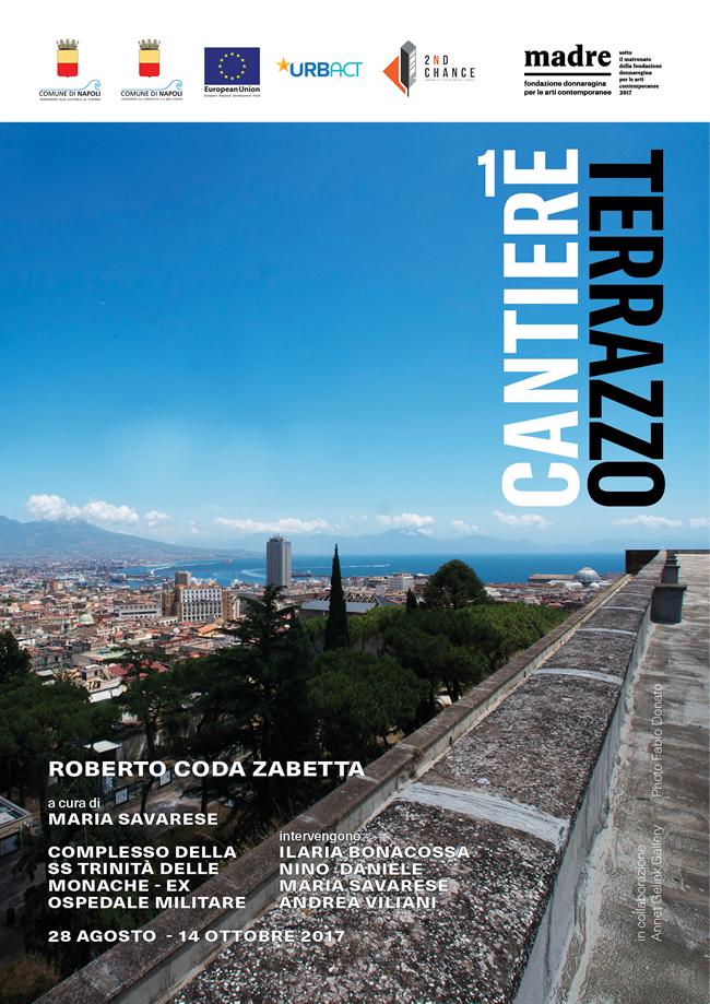 Roberto Coda Zabetta - Cantiere 1 / Terrazzo