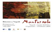 Castel dell'Ovo -  Carlo Montarsolo. Ritorno a Napoli