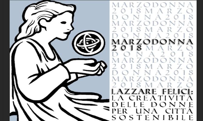 immagine della locandina di Marzodonna 2018