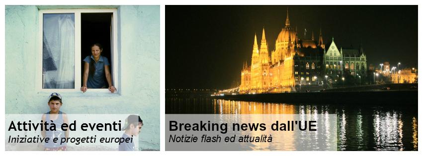 Attività ed eventi - Breaking news dall'UE
