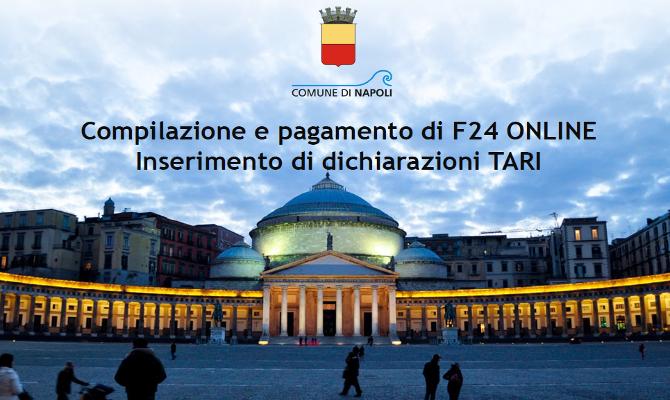 Rivoluzione digitale al servizio tributi del Comune di Napoli