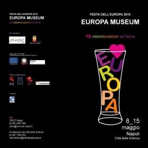 logo festa europa 2010