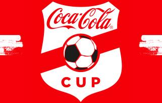 logo Coca Cola Cup