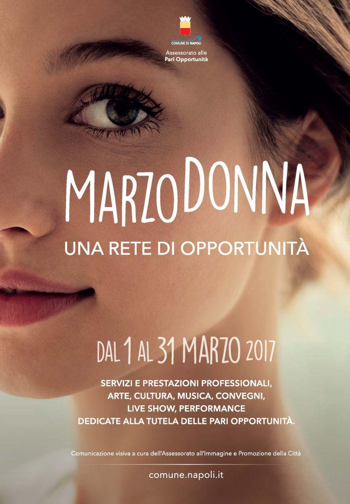 Marzo Donna 2017 - Una rete di opportunità