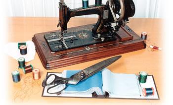 macchina per cucire antica