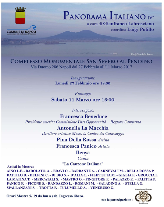 San Severo al Pendino - Panorama Italiano