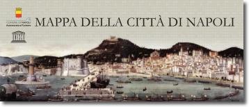 immagine antica della città di Napoli