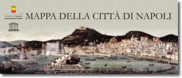 Antique image of Naples