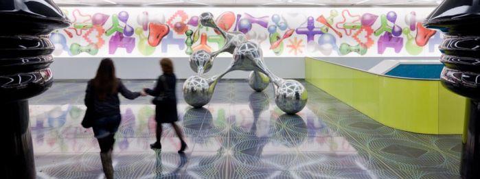 Una stazione della metro