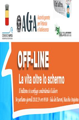 OFFLINE - LA VITA OLTRE LO SCHERMO