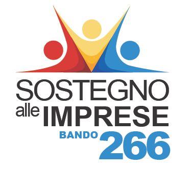 Logo sostegno alle imprese
