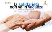 La Solidariet� non va in vacanza