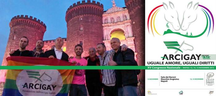 XV Congresso Nazionale di Arcigay