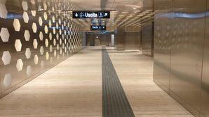 Foto della stazione metro di via Duomo