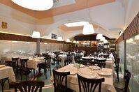 Foto dell'interno del ristorante