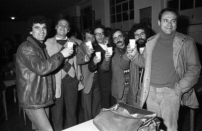 FOTO Luciano Rasero, archivio GRM Morto TRoisi Viva Troisi