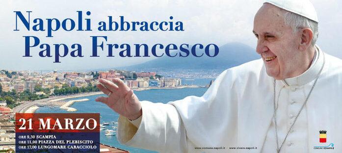 Papa Francesco e Napoli