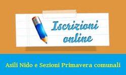 iscrizioni nidi on line